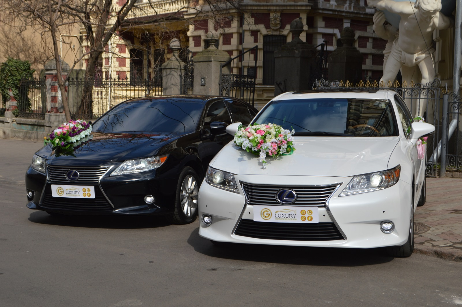 car for wedding odessa ukraine