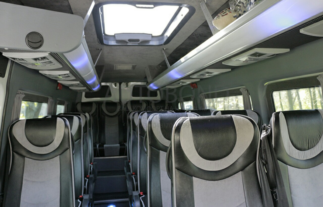 airport group minibus transfer